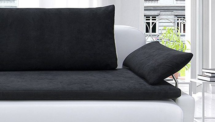 dauerschl fer schlafsofa merlin expertentesten. Black Bedroom Furniture Sets. Home Design Ideas
