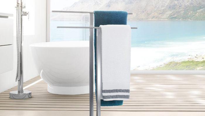 ... Vergleich Badezimmer Handtuchhalter Freistehend
