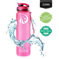 ZORRI Sport Trinkflasche Wide Mouth