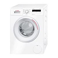 Bosch WAN280ECO Serie 4 Waschmaschine FL / A+++ / 137 kWh/Jahr / 1400 UpM / 6 kg / AquaStop-Schlauch / weiß [Energieklasse A+++]