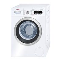 Bosch WAW28540 Serie 8 Waschmaschine Frontlader / A+++ / 137 kWh/Jahr / 1400 UpM / 8 kg / 9900 L/Jahr / Weiß / Selbstreinigungsschublade [Energieklasse A+++]