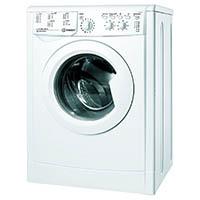 Indesit IWSC 51051 Ceco EU.M Waschmaschine FL / A+ / 166 kWh/Jahr / 1000 UpM / 5 kg / 7546 L/Jahr / 20-Min-Auffrischprogramm / ECO-Time Funktion bis 30% Zeitersparnis für kleine Mengen / weiß [Energieklasse A+]