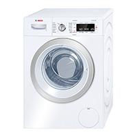 Bosch WAW28570 Serie 8 Waschmaschine FL / A+++ / 196 kWh/Jahr / 1360 UpM / 8 kg / ActiveWater Plus / weiß [Energieklasse A+++]