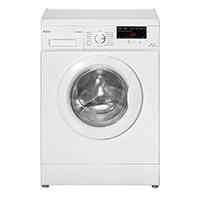 Amica WA 14653 W Waschmaschine FL / A+++ / 153 kWh / Jahr / 1200 UpM / 6 kg / 9240 L / Jahr / Elektronisch mit 16 Haupt-Programmen / 3 Zusatzfunktionen Temperaturwahl, Drehzahlregulierung, Startzeitverzögerung / weiß [Energieklasse A+++]