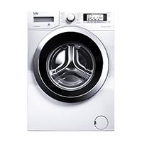 Beko WYA 81643 LE Waschmaschine / A+++ / sparsame 190 kWh/Jahr / 1600 UpM / 8 kg / weiß / Watersafe+ / extra leise / Mengenautomatik / Allergikerfreundlich [Energieklasse A+++]