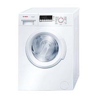 Bosch WAB28222 Serie 2 Waschmaschine FL / A+++ / 153 kWh/Jahr / 1395 UpM / 6 kg / AllergiePlus / weiß [Energieklasse A+++]