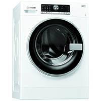 Bauknecht WM Trend 724 ZEN Waschmaschine Frontlader / A+++ B / 1400 UpM / 7 kg / extrem leise mit 48 db / ZEN Direktantrieb / weiß [Energieklasse A+++]