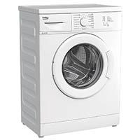 Beko WKL 15106 MNE+ Waschmaschine / A+ / 1000 U/min / weiß / Mengenautomatik / Unwuchtkontrolle / Mini 30- Programm [Energieklasse A+]