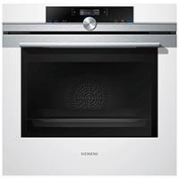 Siemens HB634GBW1 iQ700 Backofen Elektro / A+ / 71 L / weiß / Sanftgaren / TFT-Display / 4D-Heißluft [Energieklasse A]