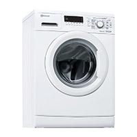 Bauknecht WA PLUS 622 Slim Waschmaschine Frontlader / A+++ B / 1200 UpM / 6 kg / Weiß / Clean+ / Small display [Energieklasse A+++]