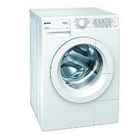 Gorenje WA6840 Waschmaschine FL / A+++ / 146 kWh/Jahr / 1400 UpM / 6 kg / 9.146 L/Jahr / Weiß / Startzeitvorwahl (24 h) / LED Display [Energieklasse A+++]