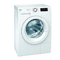 Gorenje W 6543/S Waschmaschine FL / A+++ / 6 kg / 1400 UpM / weiß / SensoCare-Waschsystem / Quick 17 / SlimLine: Tiefe 44 cm [Energieklasse A+++]