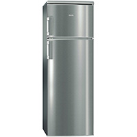 AEG Santo S72300DSX1 Kühl-Gefrier-Kombination / A++ / Kühlen: 184 L / Gefrieren: 44 L / Edelstahl-Tür, Seiten silber / Maxi-Load [Energieklasse A++]