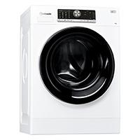 Bauknecht WM Style 824 ZEN Waschmaschine Frontlader / A+++ B / 1400 UpM / 8 kg / weiß / sehr leise mit 48 dB / Mehrsprachiges Display [Energieklasse A+++]