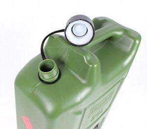 20L Benzinkanister Kraftstoff Kanister olivgrün 20 Liter UN-Zulassung Diesel E85