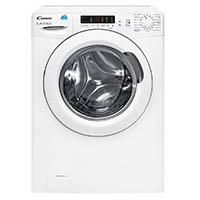 Candy CS G472 D3 Waschmaschine Frontlader/A+++/1400 UpM/kg/App-steuerbar dank NFC-Technologie/weiß [Energieklasse A+++]