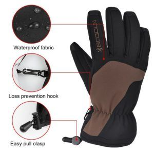 HiCool Ski-/Snowboard-Handschuhe