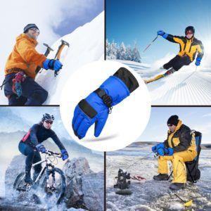 Terra Hiker Skihandschuhe Winter Thinsulate