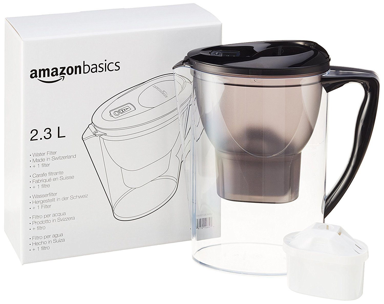 Aeg Kühlschrank Wasserfilter Wechseln Anleitung : Amazonbasics wasserfilter im test expertentesten