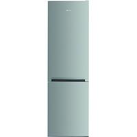 Bauknecht KG 335 A++ IN Kühl-Gefrier-Kombination / 189 cm Höhe / 243 kWh/Jahr / 228 l Kühlteil / 111 l Gefrierteil / Flüsterleise mit 38 dB / Edelstahl ProTouch [Energieklasse A++]