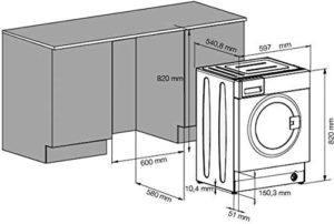 Beko WMI 71443 PTE Waschmaschine