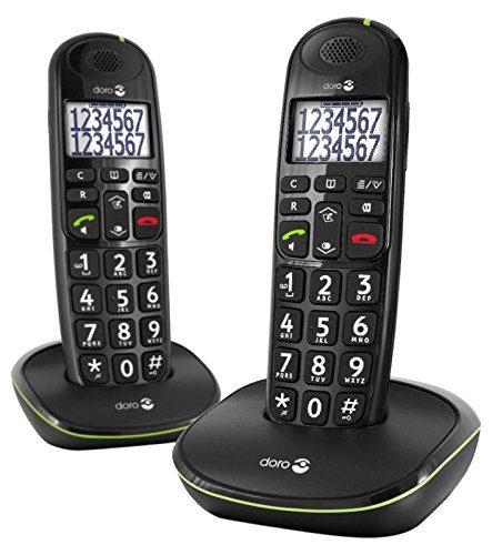 Doro Phone EASY 110 DUO Schnurlostelefon DECT 1