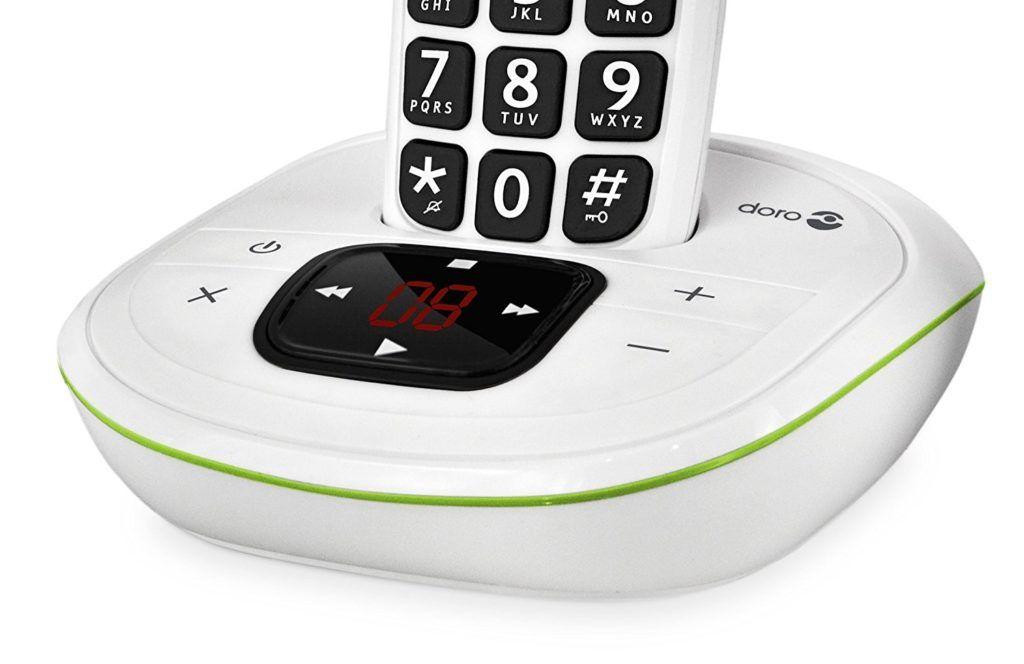 Doro PhoneEasy 115 DECT Schnurlostelefon 2
