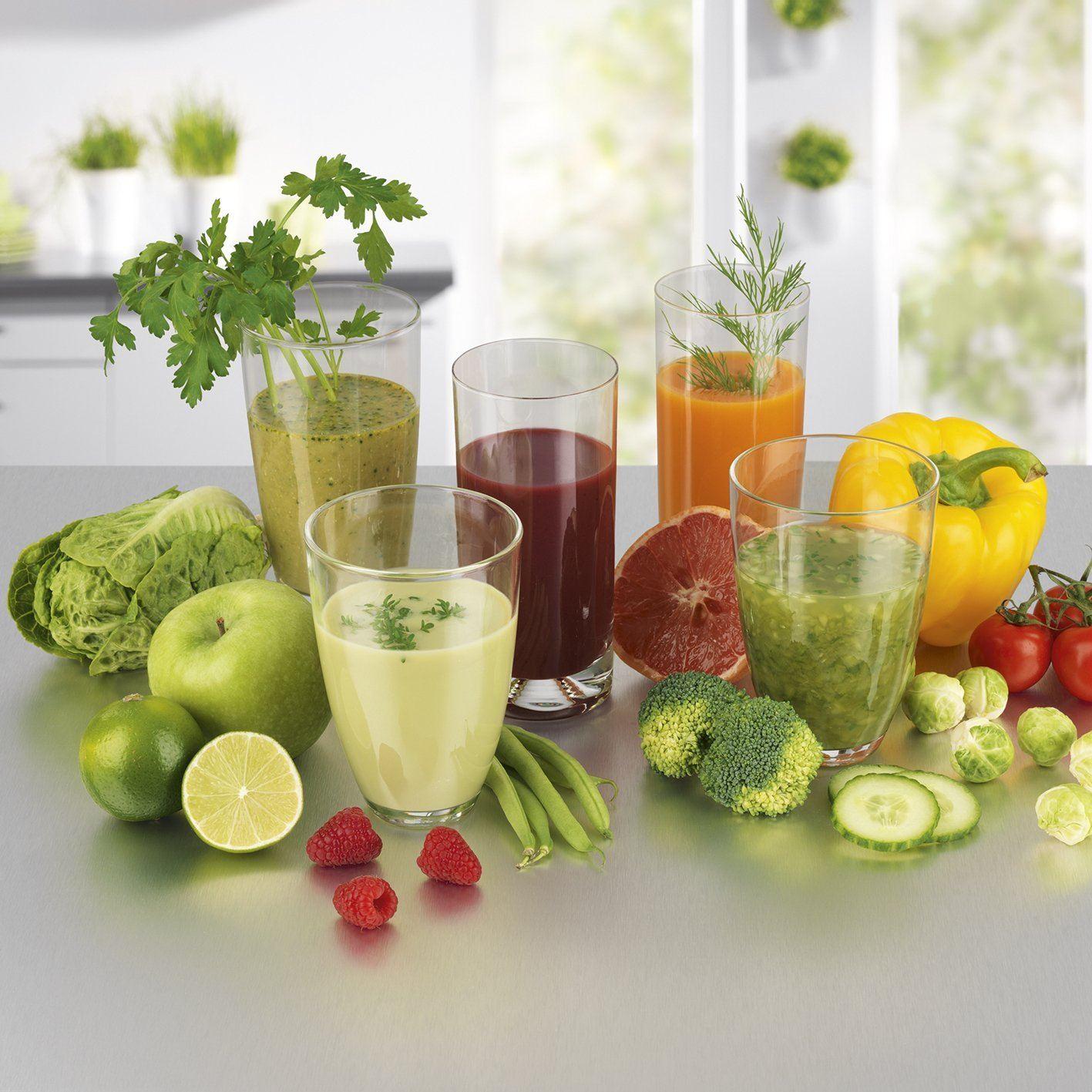 GOURMETmaxx 09817 Nutrition Mixer Für Smoothies