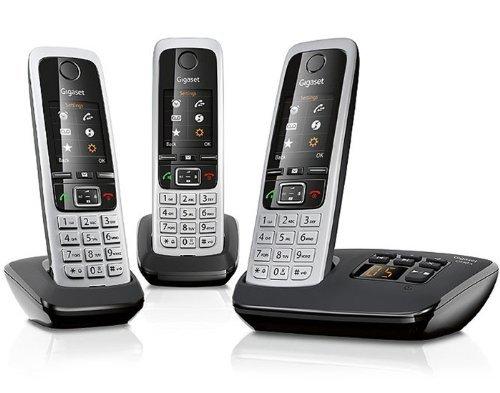 Gigaset C430A Trio Telefon Schnurlostelefon