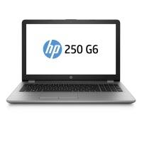 HP 250 G6 SP 2UC30ES (15,6 Zoll Full HD) Business Notebook (Intel Core i5-7200U, 8GB RAM, 256GB SSD, Intel HD Grafikkarte, DVD-Writer, Windows 10) grau