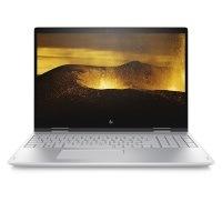 HP ENVY x360 (15-bp007ng) 39,6 cm (15,6 Zoll / FHD-IPS) Notebook (Intel Core i5-7200U, 8 GB RAM, 1 TB HDD, 256 GB SSD, NVIDIA GeForce 940MX, Windows 10 Home 64) silber