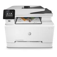 HP Multifunktionsdrucker Color LaserJet Pro M281fdw im Test