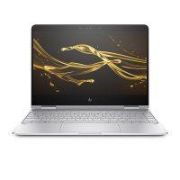 HP Spectre x360 (13-ac003ng) 33,8 cm (13,3 Zoll / Full HD Touchscreen) Convertible Ultrabook (2in1 Laptop mit Intel Core i7-7500U, 8 GB RAM, 256 GB SSD, Intel HD-Grafikkarte 620, Windows 10 Home 64) silber