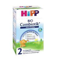 Hipp Bio Combiotik 2 Folgemilch ohne Stärke - ab dem 6. Monat 600g