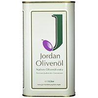 Jordan Olivenöl - Natives Olivenöl extra