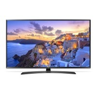 LG 43UJ635V 108 cm (43 Zoll) Fernseher (Ultra HD, Triple Tuner, Smart TV, Active HDR) [Energieklasse A]