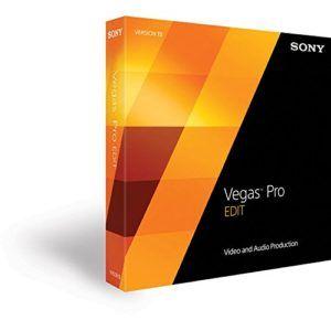 SONY VEGAS Pro 13 EDIT - Upgrade von allen VEGAS Pro EDIT Versionen