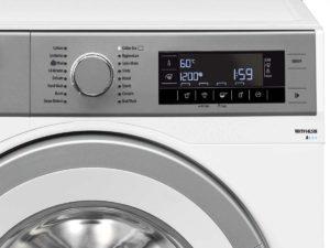 Smeg WHT914LSIN Stand Waschmaschine