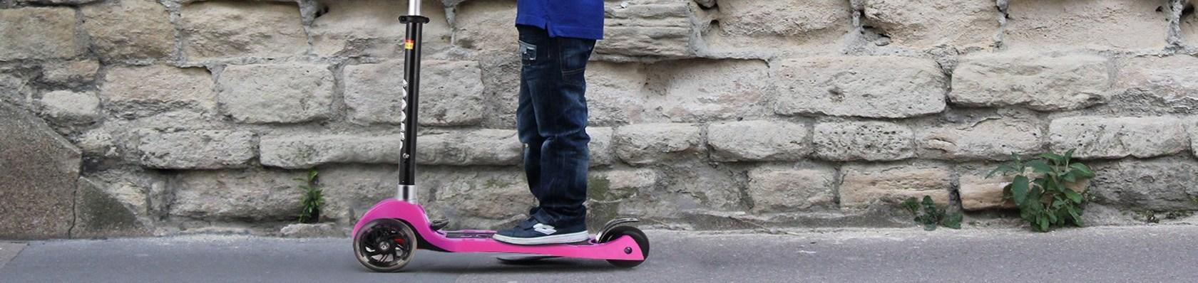 Cityroller für Kinder im Test auf ExpertenTesten.de