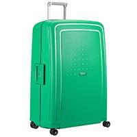 SAMSONITE S'Cure Spinner 81/30 Koffer, 81 cm, 138 L, Aloe Green/Rio Blue
