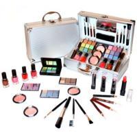 BeautyCase Make-up ALU-Koffer b257 44-teilig