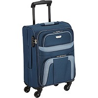 Travelite Orlando 4 W Trolley S  Koffer Test