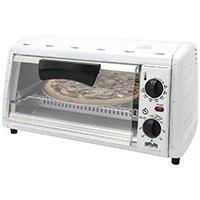 Silva-Homeline MB 1200P Miniback-/ Pizzaofen, 12 L Backraum, 1200 W
