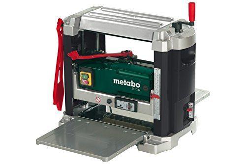 Im Test der Dickenhobel DH 330 von Metabo