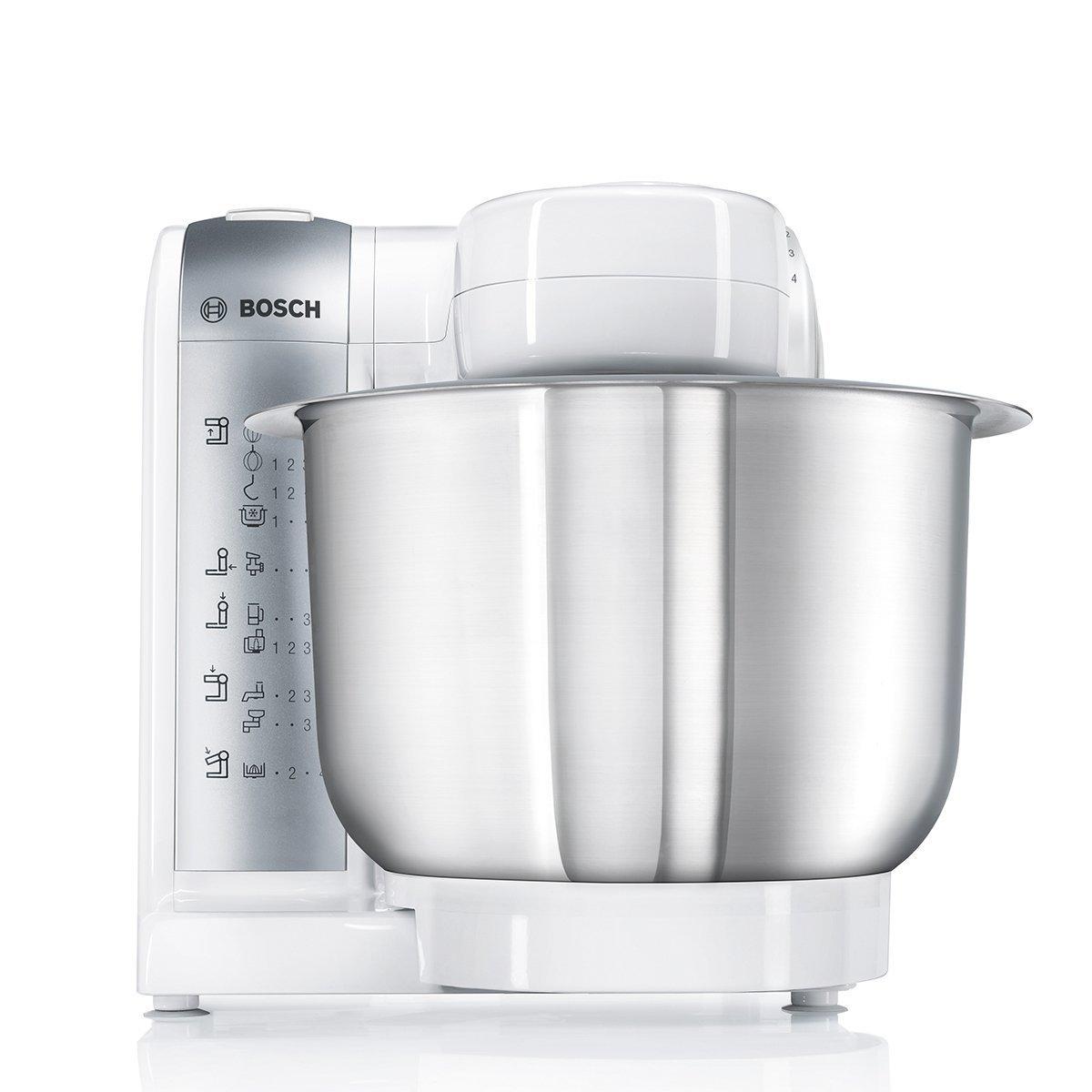 Bosch MUM4880 Küchenmaschine im Test