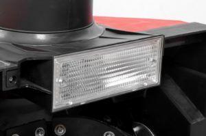 HECHT Elektro-Schneefräse 9181 mit LED-Scheinwerfer
