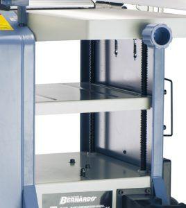 Bernardo 08-1005 PT 200 Abricht- und Dickenhobelmaschine