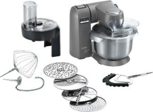 Bosch MUMX30GXDE Küchenmaschine MaxxiMUM