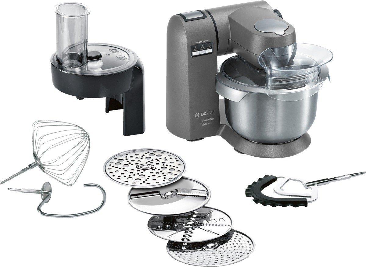 🥇 Top Küchenmaschine: Bosch MUMX30GXDE im Vergleichstest