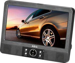 AEG DVD 4552 LCD Tragbarer DVD-Player (22,86 cm (9 Zoll) Display test
